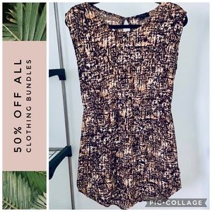 Forever 21 • Abstract Print Casual Dress